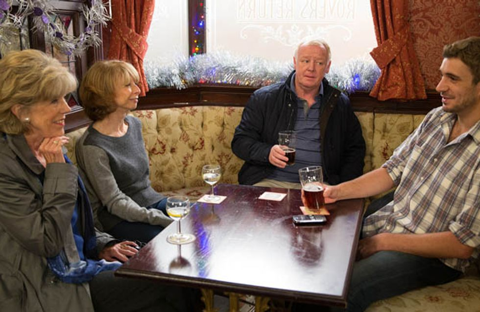 Coronation Street 24/11 – Steve can't face up to the truth of his condition
