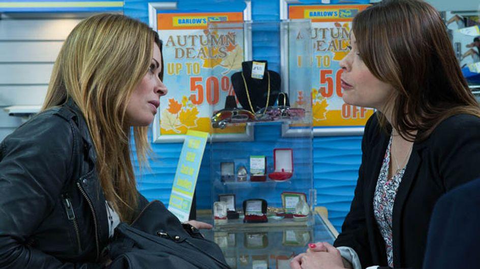 Coronation Street 28/11 – Michael's secret is exposed