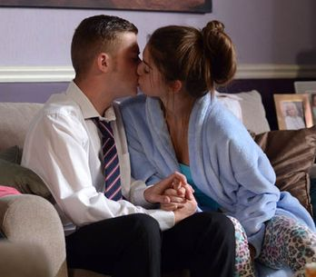 Eastenders 24/11 – The pressure of looking after Patrick is taking its toll on Denise