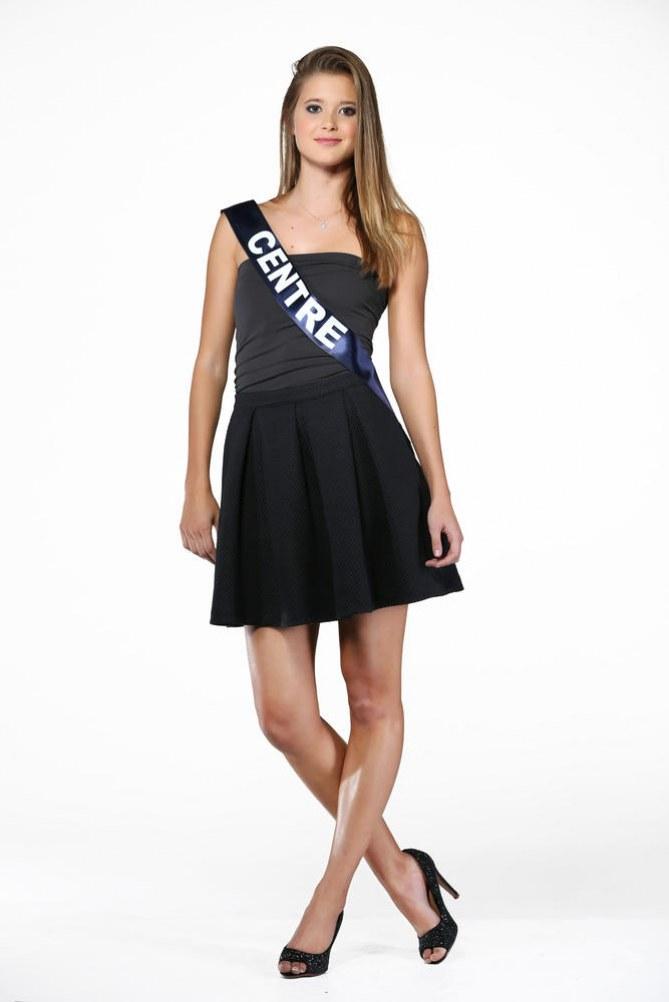Amanda Xeres (Miss Centre) - Miss France 2015