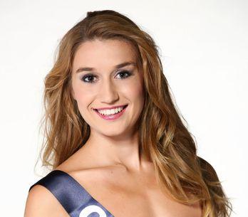 Dorine Rossi (Miss Corse) prend sa revanche sur la vie avec Miss France 2015