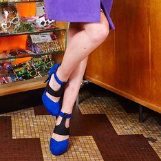 Des chaussures pour danser toute la nuit !