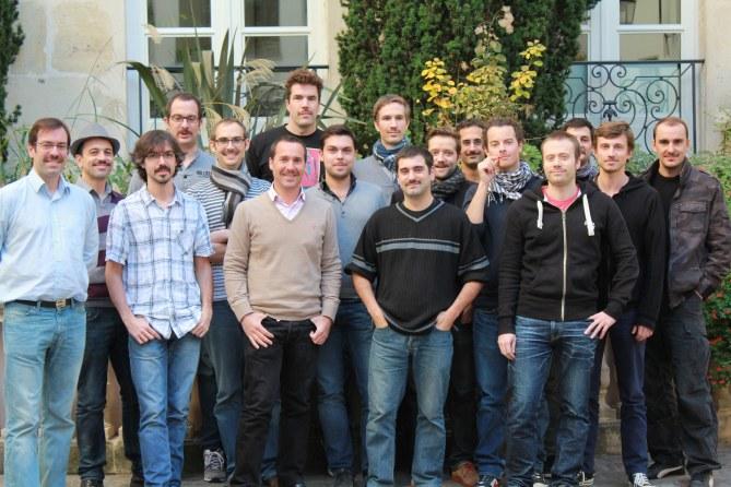 Les moustachus d'aufeminin pour Movember