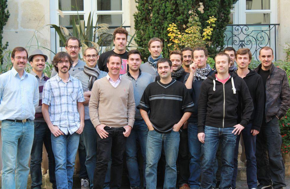 Pour Movember, aufeminin se laisse pousser la moustache !