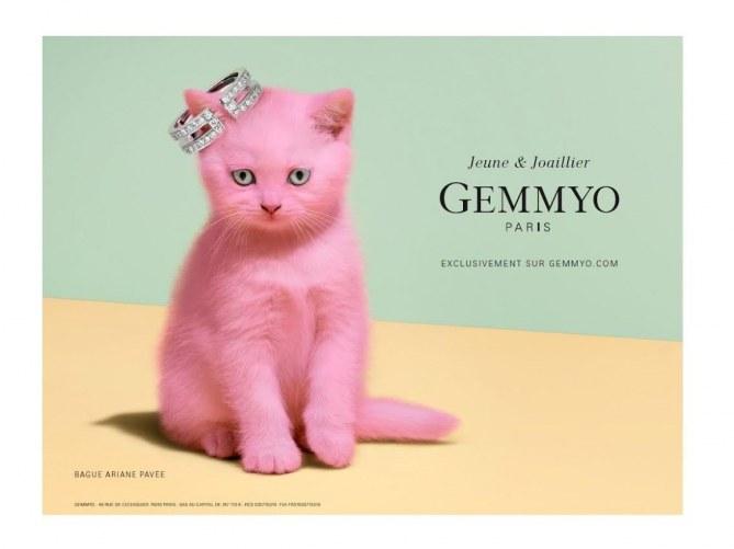 La campagne Jeune et Joaillier de Gemmyo