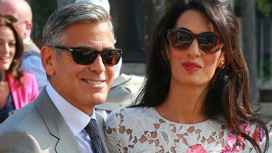 George und Amal Clooney: Adoptieren sie jetzt ein Kind?