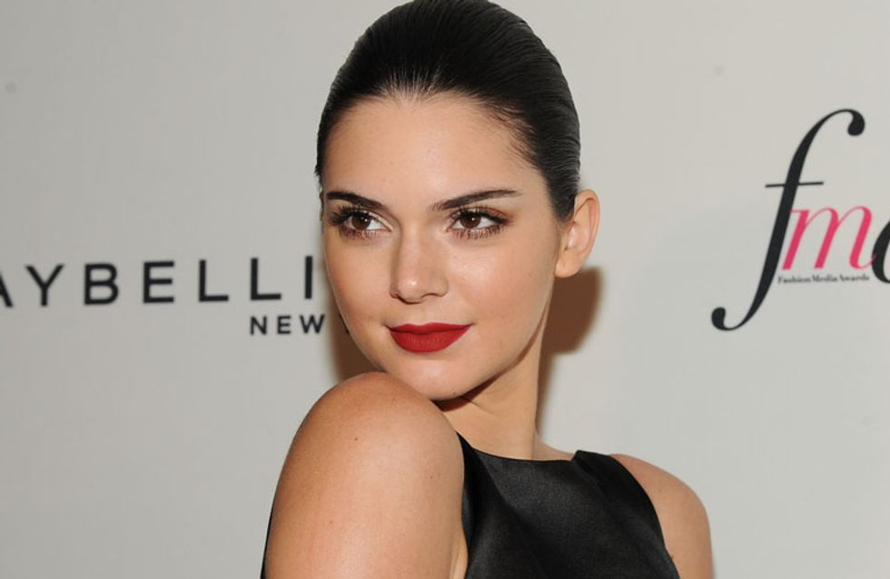 Here's What Kendall Jenner Had To Say About Her MAJOR Beauty Gig At Estée Lauder
