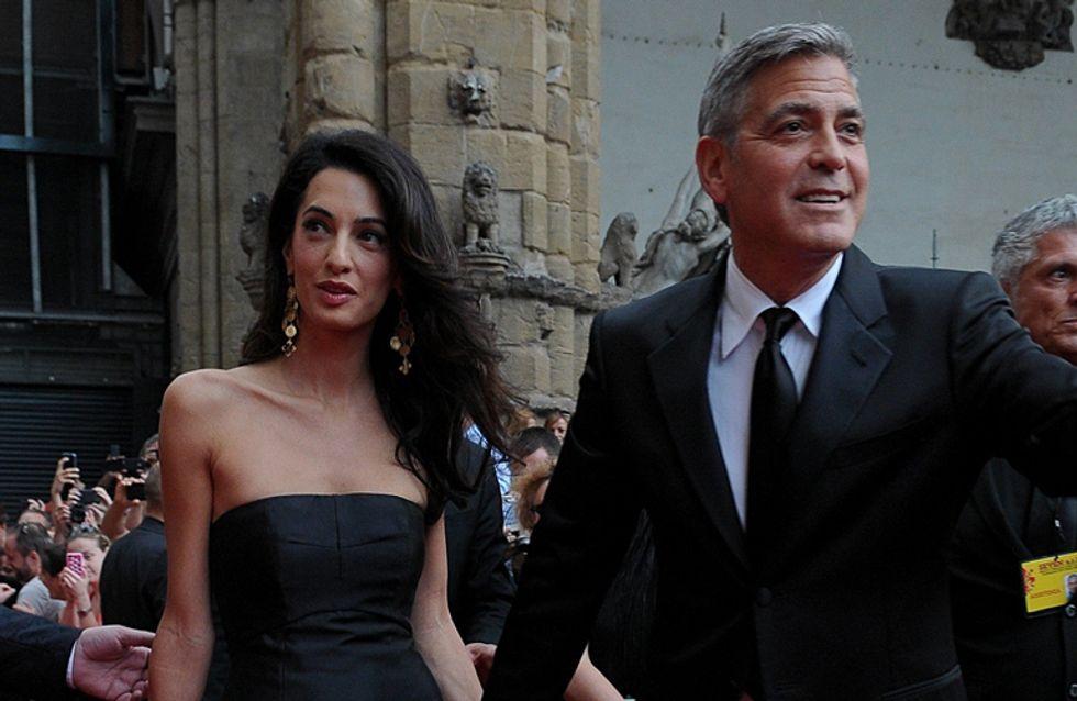 George Clooney e Amal Alamuddin presto genitori. La coppia adotterà un bimbo!