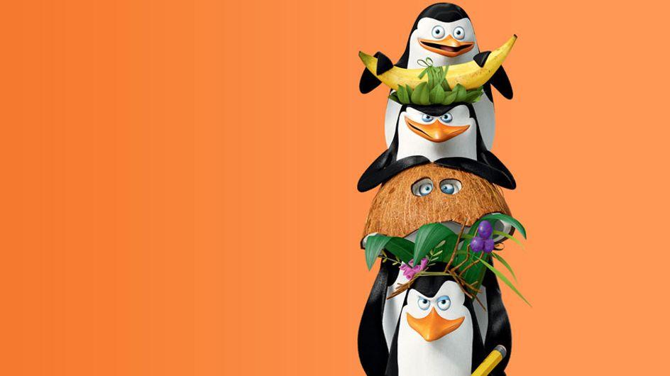 enfemenino regala 10 entradas dobles para ver Los Pingüinos de Madagascar