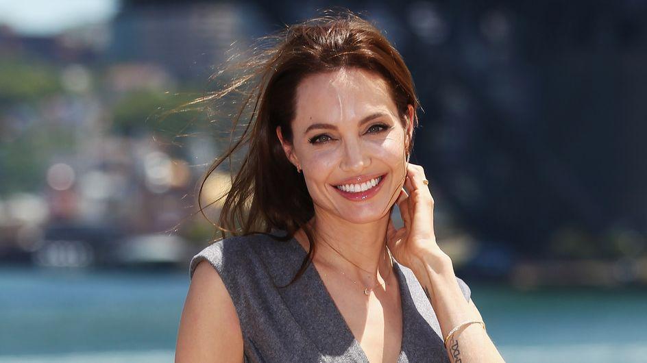 Angelina Jolie trop maigre ? Des photos qui inquiètent