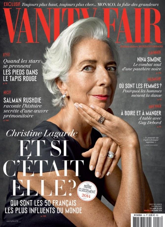 Christine Lagarde est la femme française la plus influente du monde