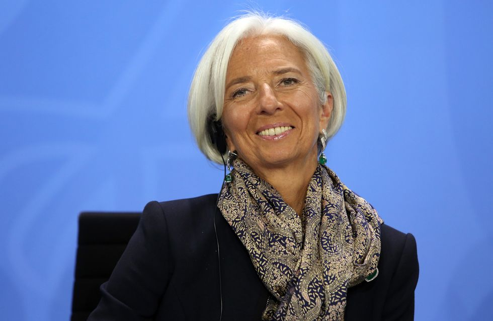 Christine Lagarde est LA Française la plus influente du monde