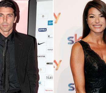 Debutto in società per Gigi Buffon e Ilaria D'Amico. Ecco la prima foto ufficial