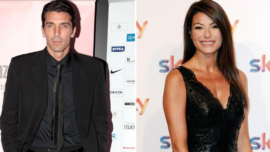 Debutto in società per Gigi Buffon e Ilaria D'Amico. Ecco la prima foto ufficiale della coppia!