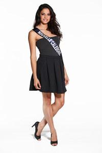 Mondy Laigle, Miss Nouvelle-Calédonie - Miss France 2015