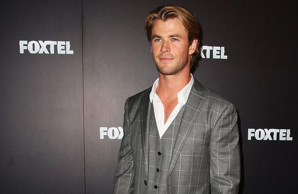 Chris Hemsworth, el hombre más sexy del mundo