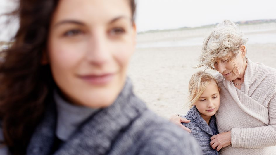 Zahlen die Erschrecken: So wenig Zeit bleibt uns mit unseren Eltern, Geschwistern & Großeltern!