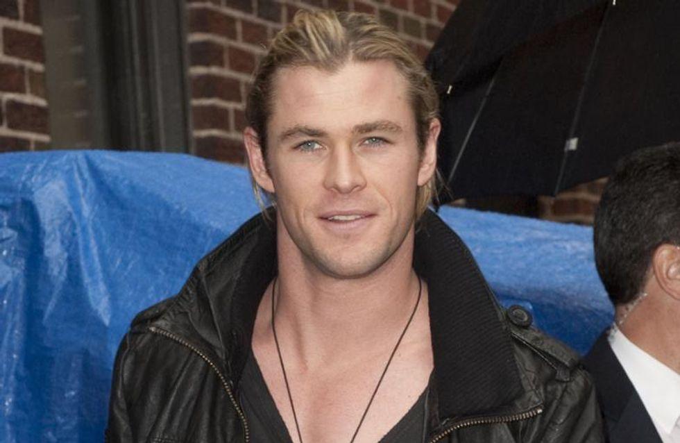 Chris Hemsworth ist der 'Sexiest Man Alive'