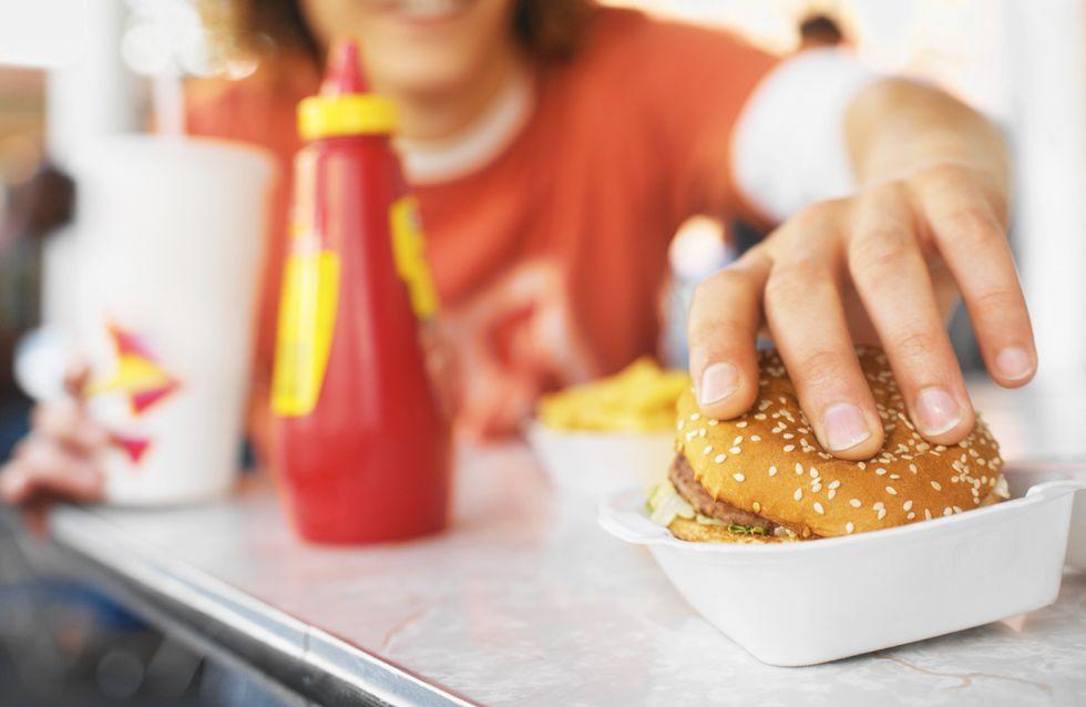 La junk food mauvaise pour la mémoire ?