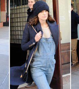 Keira Knightley è incinta. Ecco le foto del pancino!