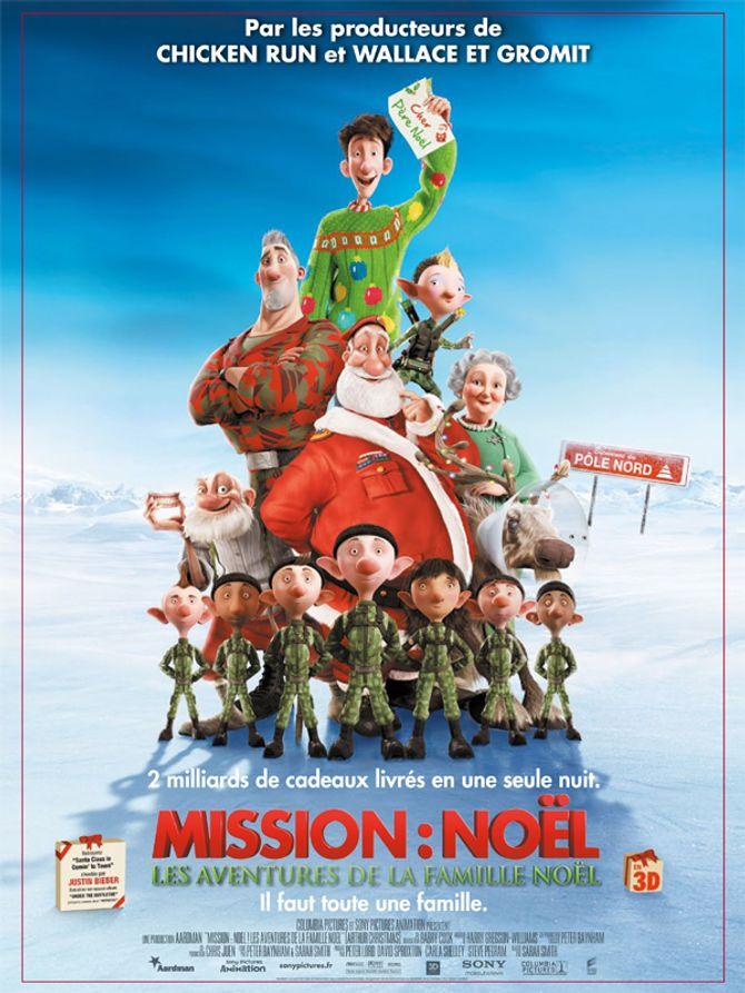 Mission Noël : Les aventures de la famille Noël