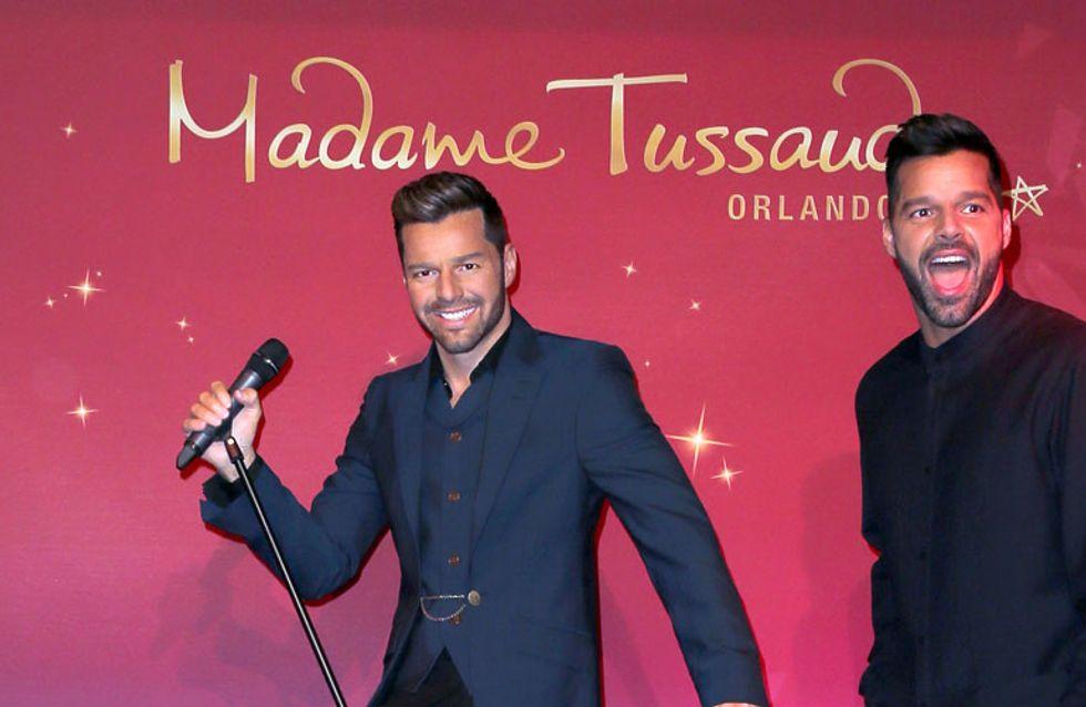 Ricky Martin ya tiene su figura de cera en el Madame Tussauds