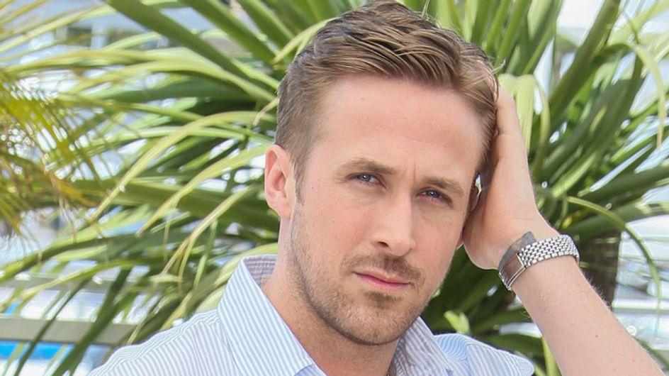 Ryan Gosling rechazó ser el hombre más sexy del mundo