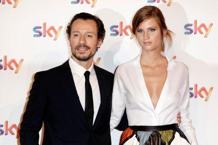 Stefano Accorsi e Bianca Vitali
