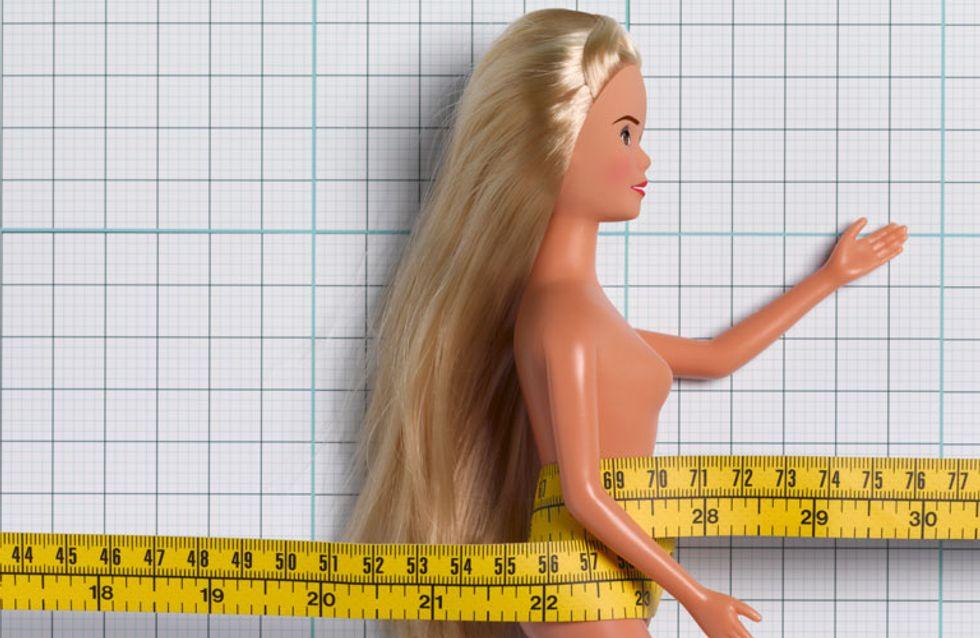 Las reacciones de los niños sobre Lammily, la Barbie con medidas reales