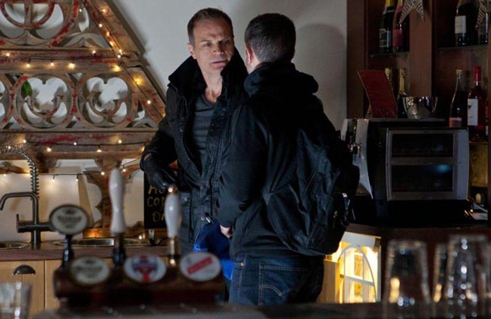 Hollyoaks 02/12 - Celine questions Jason's behaviour