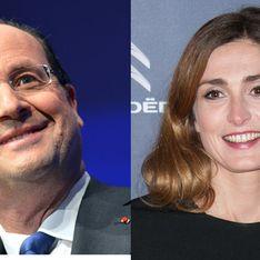 François Hollande et Julie Gayet pris en photos dans leur intimité