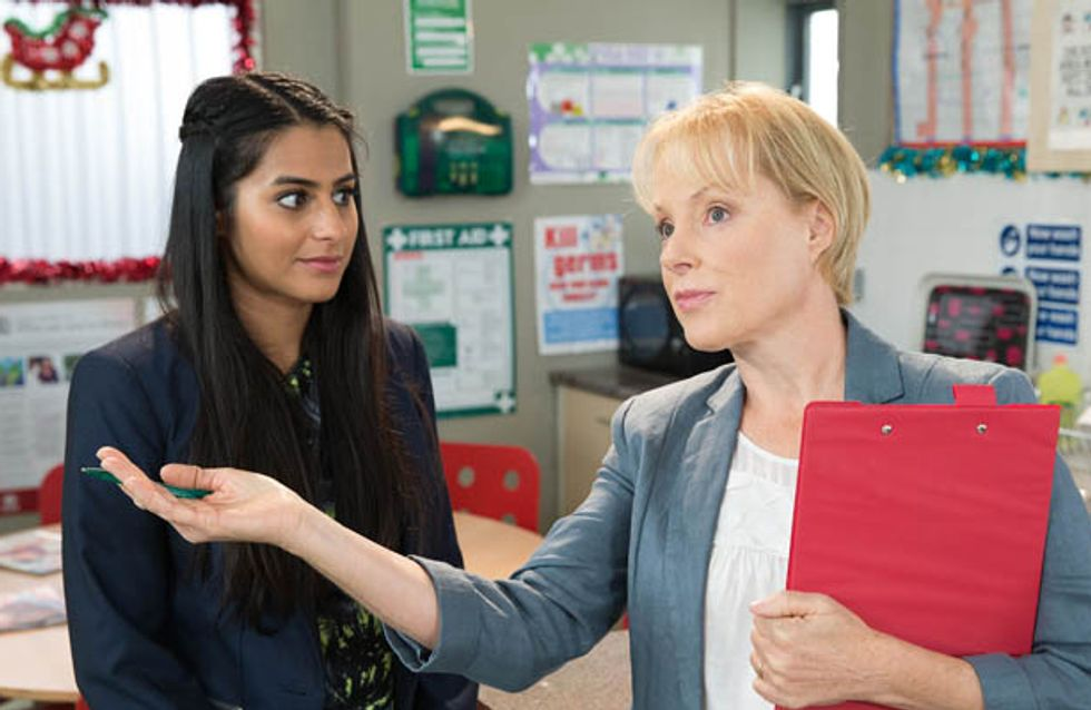 Coronation Street 01/12 – It seems all forces are conspiring against Tracy