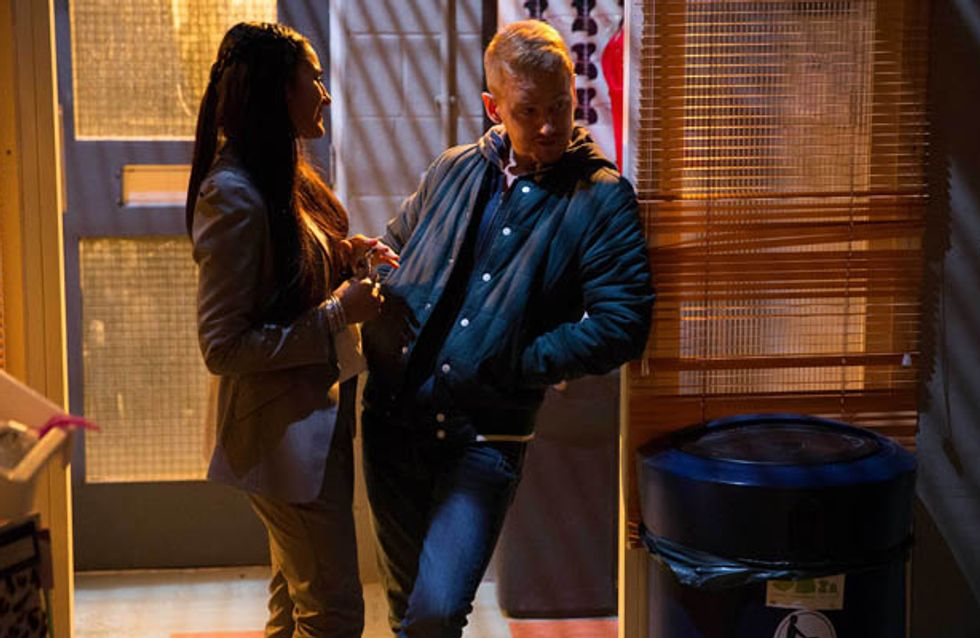 Coronation Street 03/12 – Tracy's pent up anger erupts
