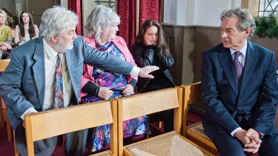 Emmerdale 05/12 – Wedding day police arrest, do Ruby and Ali tie the knot?!