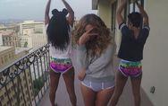 Beyoncé en culotte et complètement déjantée pour le clip de 7/11 (Vidéo)