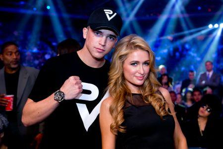 River Viiperi Y Paris Hilton