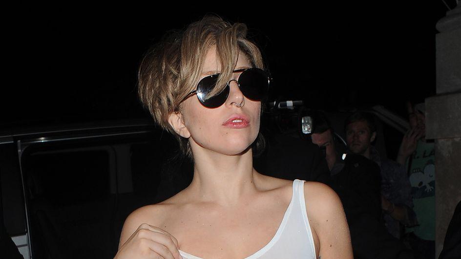 Lady Gaga: Elton John half ihr aus dem Drogentief