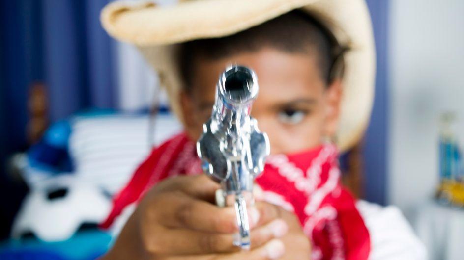 Un enfant abattu par la police à cause d'un pistolet en plastique