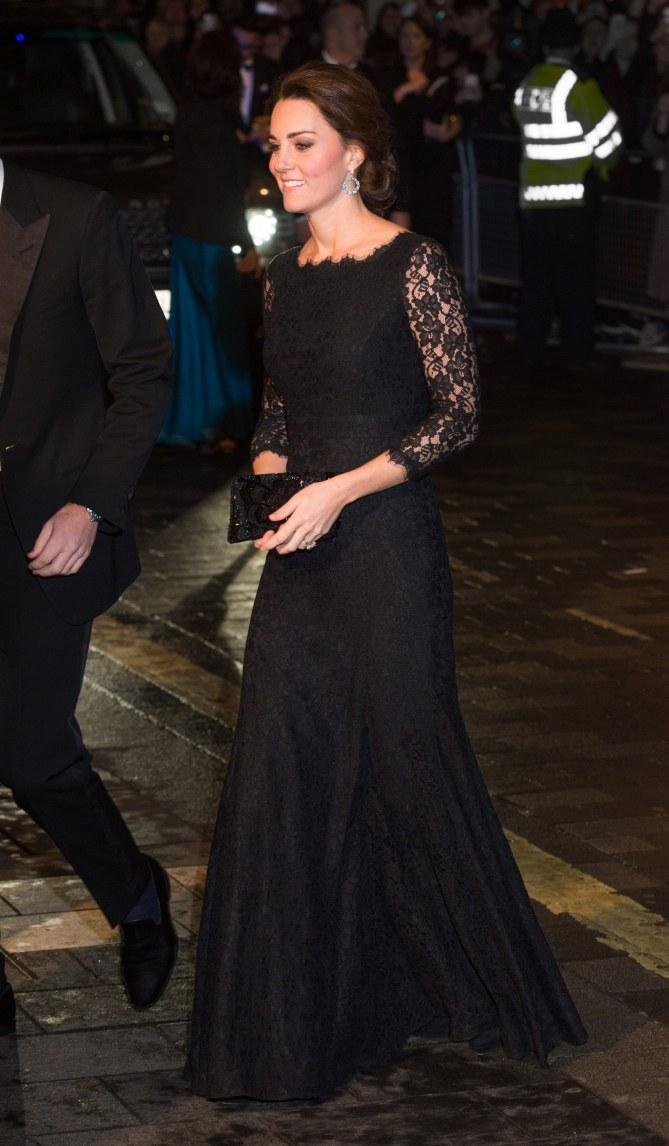 Kate Middleton en beauté.