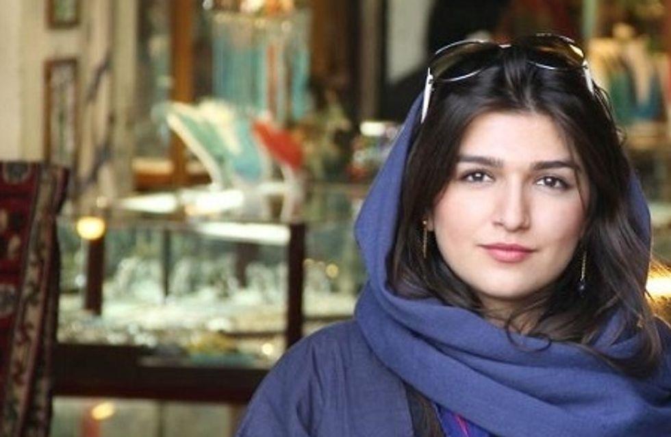 L'Iranienne Ghoncheh Ghavami enfin libérée de prison !
