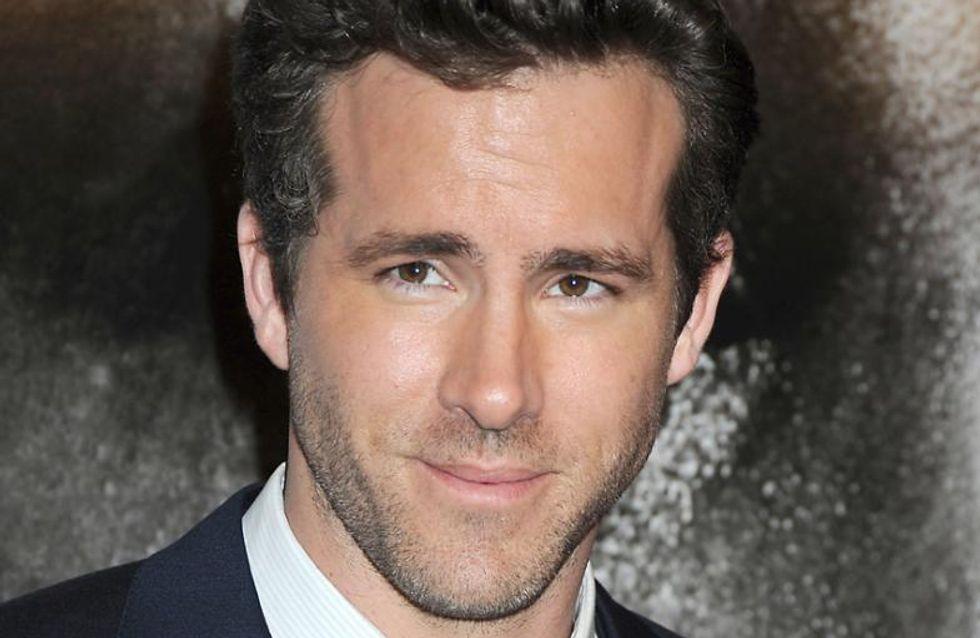 Ryan Reynolds ist bereit für die Vaterrolle