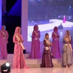 Miss Musulmane, quand le voile remplace le bikini