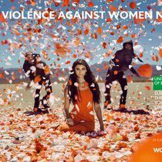 La nouvelle campagne choc de Benetton contre les violences faites aux femmes
