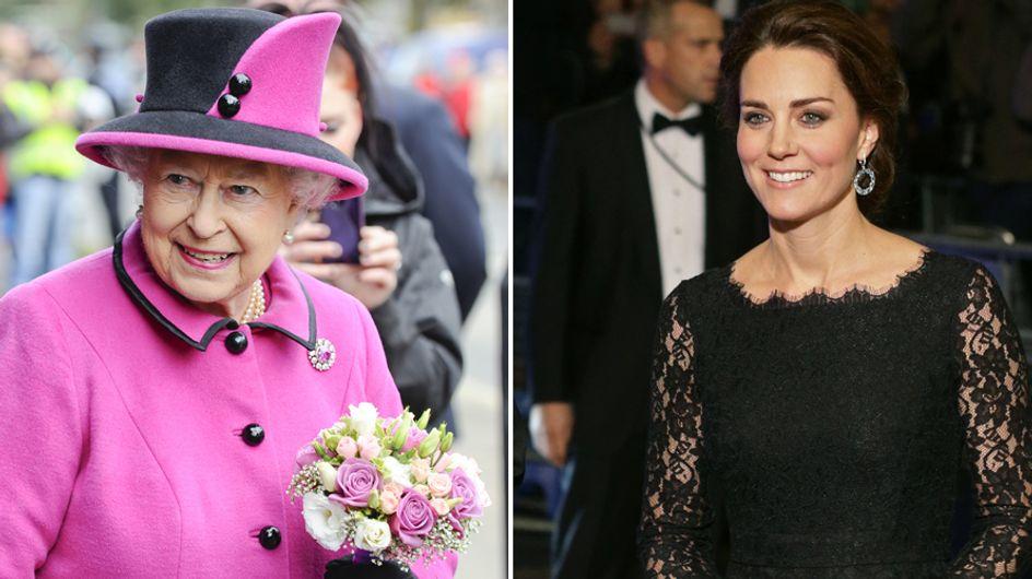 Problemi a corte tra la Regina Elisabetta e Kate Middleton. Lite sugli invitati al pranzo di Natale!