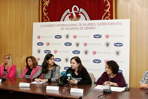 II Congreso Internacional de Muejres Supervivientes de Violencia de Género