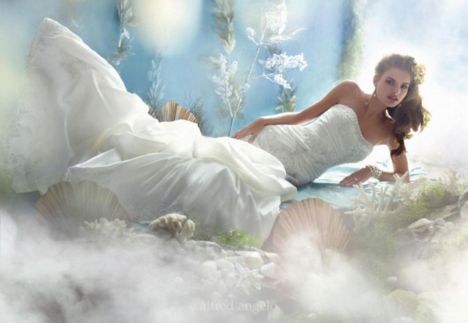 La robe d'Ariel