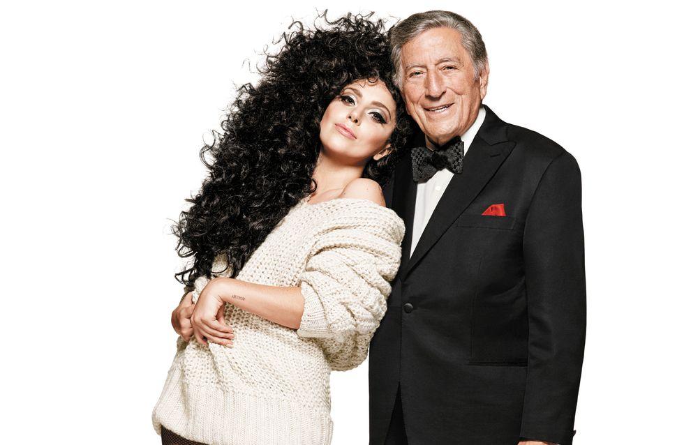 Lady Gaga et Tony Bennett, stars de la campagne de Noël H&M (Vidéo)