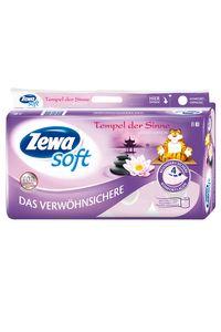 Toilettenpapier von Zewa Soft