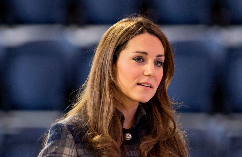 Kate Middleton émue aux larmes après la visite d'un foyer pour enfants