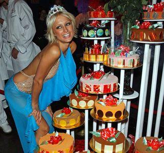 Cumpleaños Paris Hilton